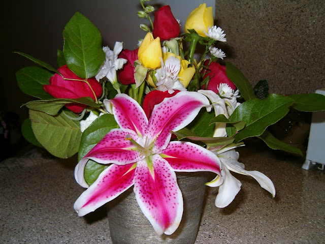 Fresh Flowers Lily