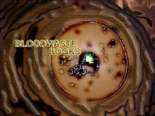 BLOODWASTE BOOKS