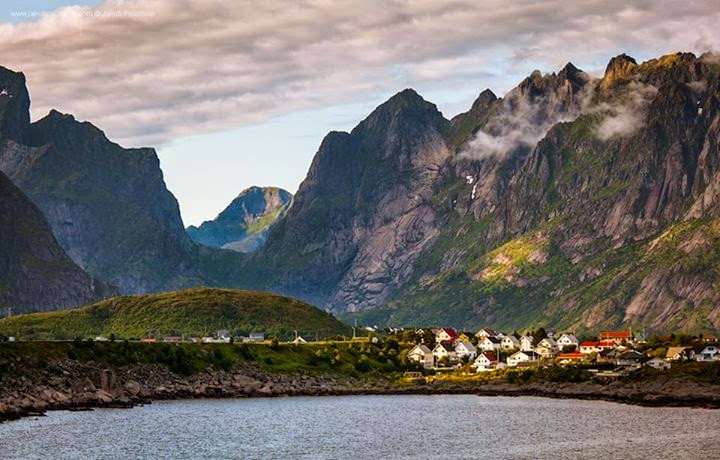Norway Lofoten image photo beautiful picture