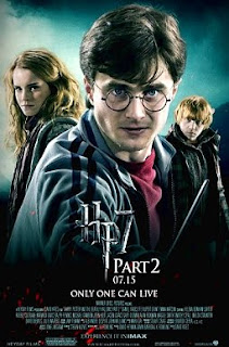 Filme Poster Harry Potter e as Relíquias da Morte: Parte 2 DVDRip XviD & RMVB Legendado