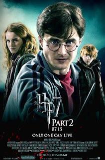 Filme Poster Harry Potter e as Relíquias da Morte: Parte 2 DVDRip XviD & RMVB Legendado