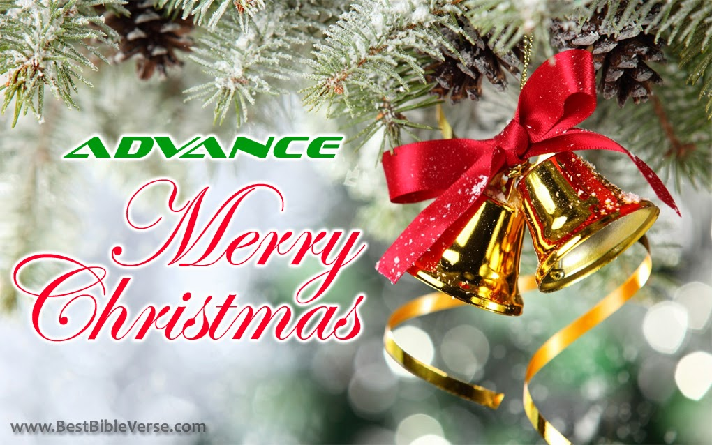 Advance Happy Christmas Greetings Wishes 2014 Latest English Happy ...