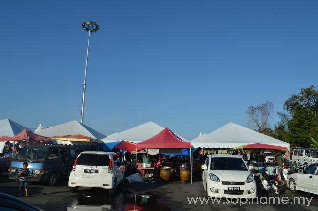 Pasar Ramadan Kuala Ibai, Kuala Terengganu