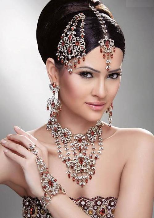 Women Makeup Tips 2012 Indian Party Makeup
