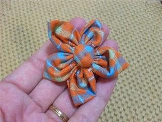 PAP Flor de Fuxico