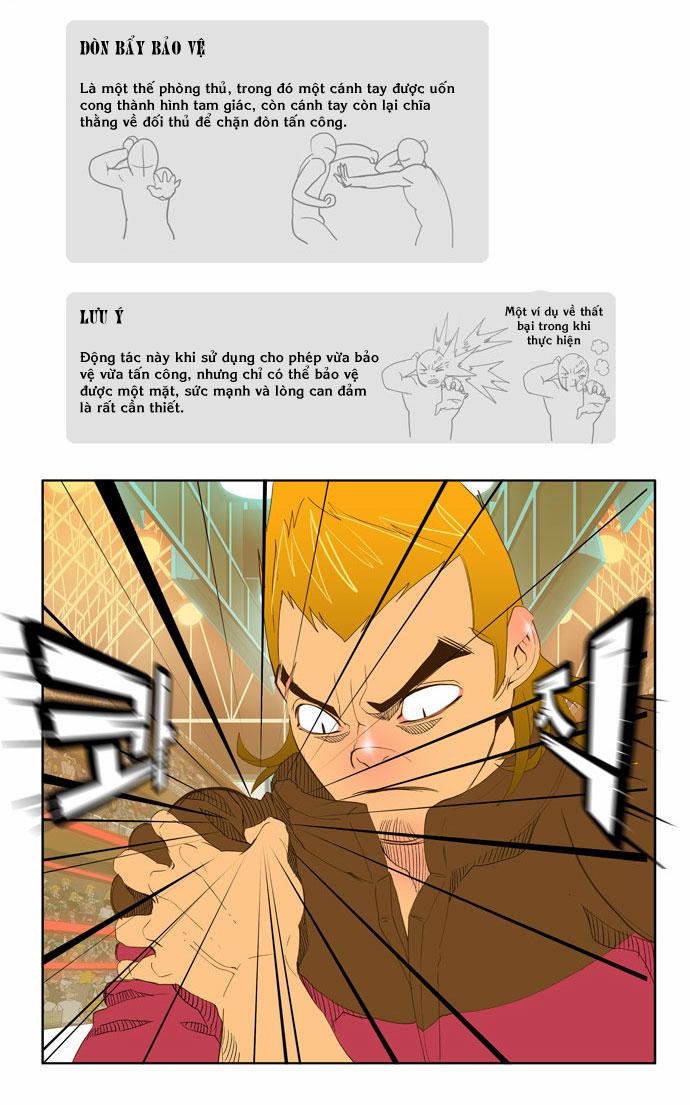 Chúa tể học đường chap 71 - Trang 34