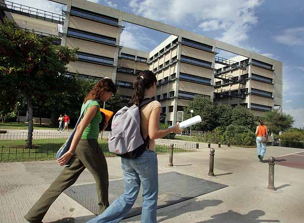 estudiantes unversitarios