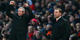 Liverpool di remehkan Fergie, Rodgers balas ejek MU