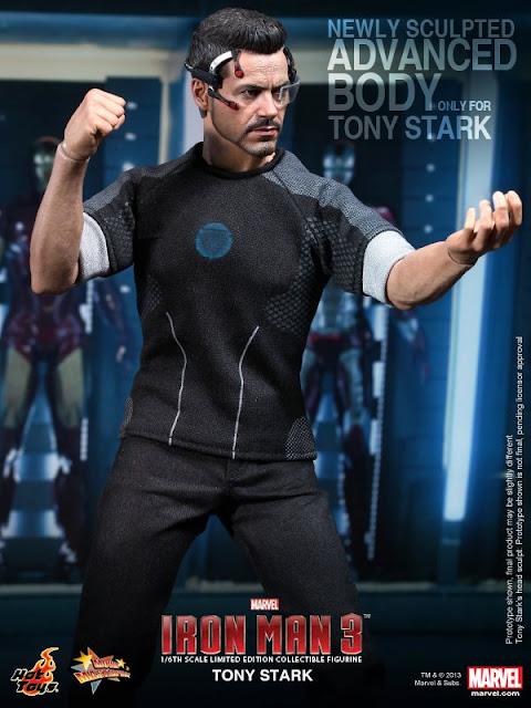 Iron Man Desk Toy