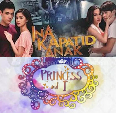 Kantar Media (December 10) TV Ratings: Ina Kapatid Anak Overtakes Princess and I