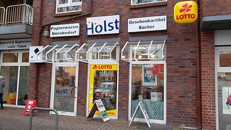 Ansichtskarten von Bargteheide gibt es bei Holst am Markt