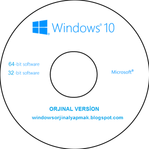 Windows 10 Enterprise 32 Bit Türkçe MSDN Final Full İndir