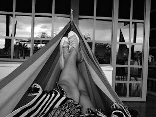 Hamacas en Finca-Hotel Los girasoles