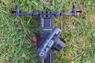 Varavon Slider Details Folding Legs
