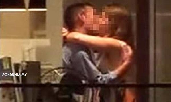 Isteri rebah pengsan, selepas terkejut melihat suami dengan wanita lain