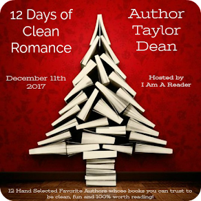 12 Days of Clean Romance - Day 7 featuring Taylor Dean - 11 December