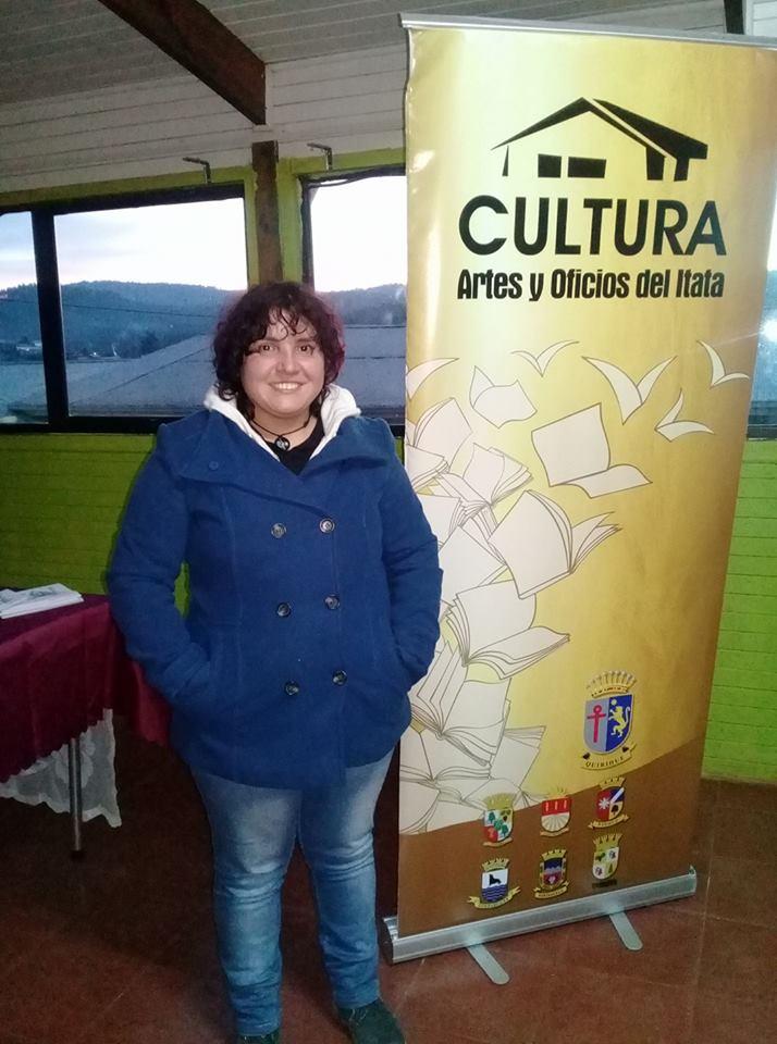 Escritora Carolina Gutiérrez