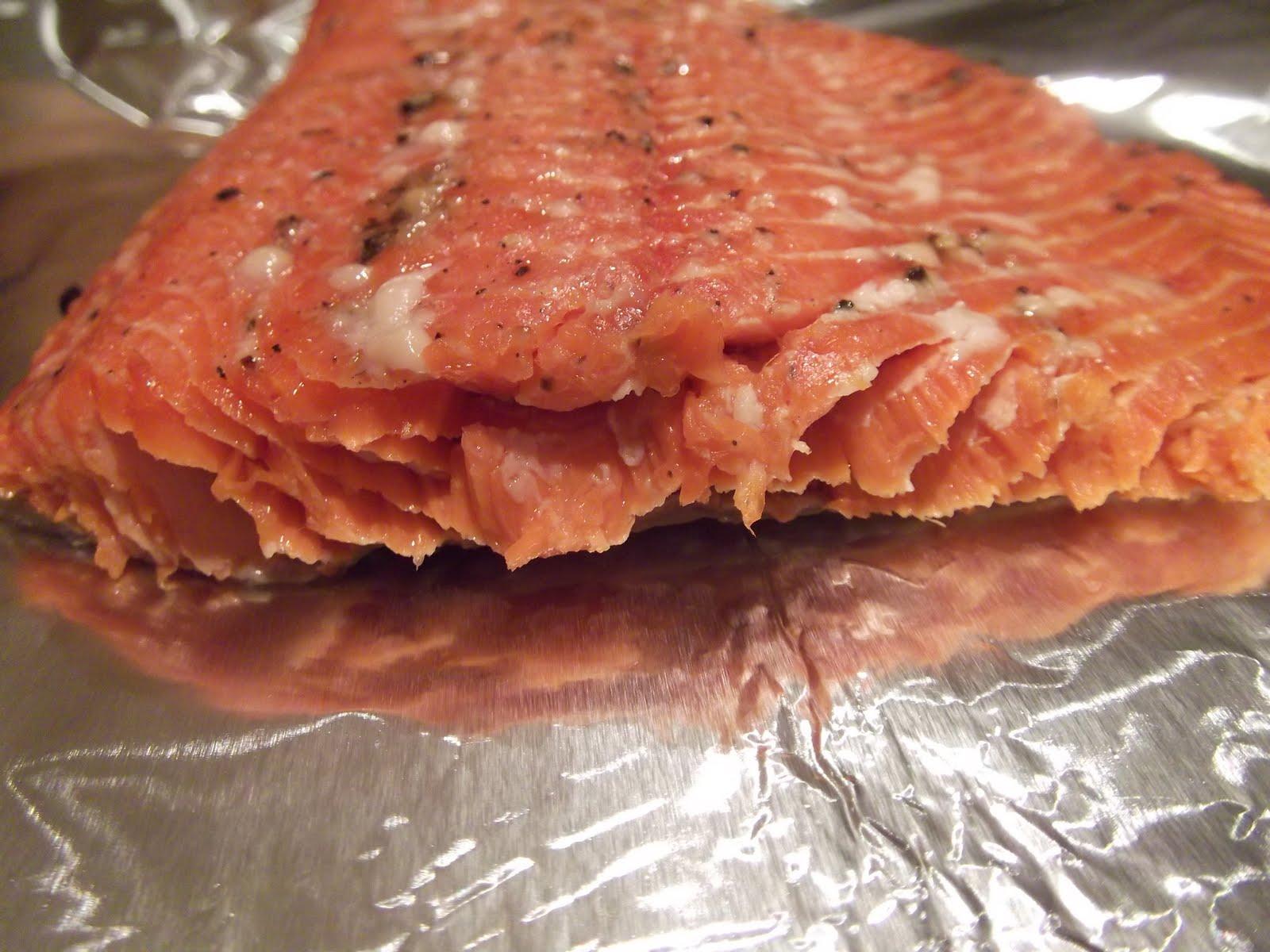 Cedar Plank Grilled Salmon | SarahCupcake
