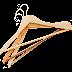 Wooden Coordinate Hangers