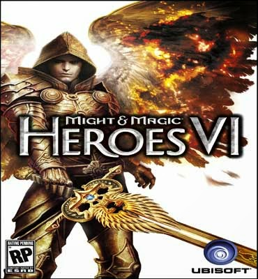 غلاف لعبة Might & Magic Heroes VI