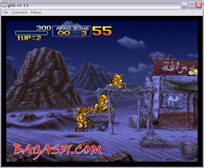 Metal Slug X Game 3