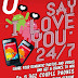 O+ 8.36z Android Smartphone Giveaway : O+ USA Valentine's Special Viral Contest on Facebook, Twitter, and Instagram