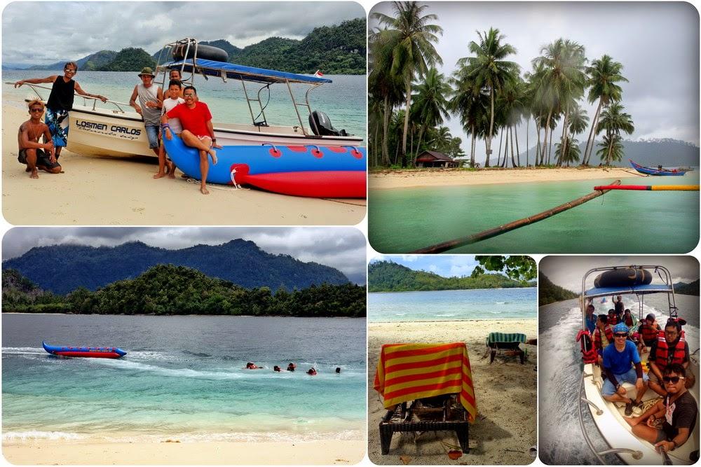 Pulau Pagang Paang Sumatera Barat