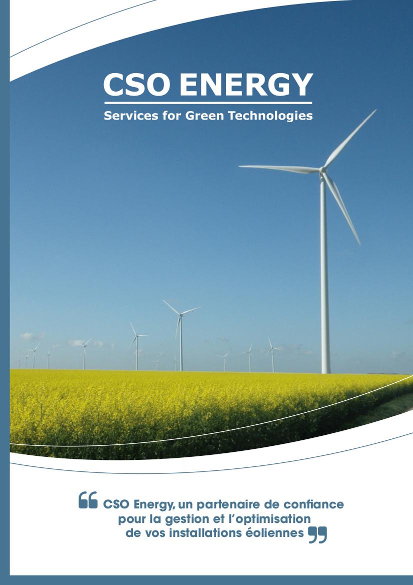 CSO Energie