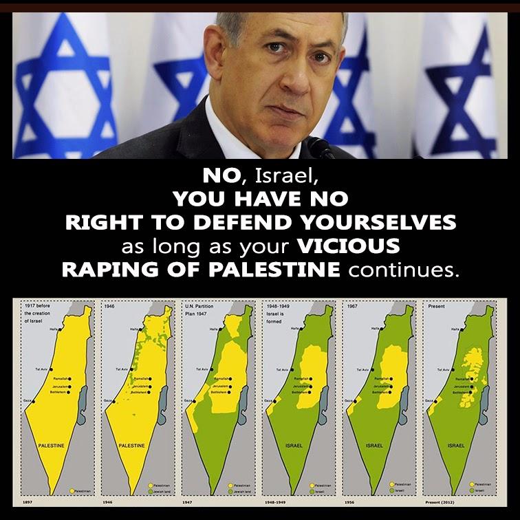 No, Israel...