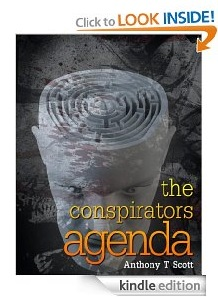 Free eBook Feature: The Conspirator's Agenda by Anthony T. Scott
