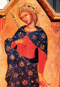 Santa Catarina de Alexandria, ora pro nobis