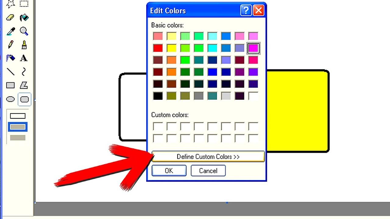 Microsoft Paint - Paint Program