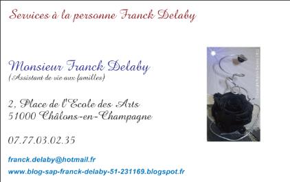 Services A Domicile Franck Delaby 2014