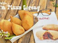 Resep Pizza Goreng Panzerotti Sederhana Gandum Gampang