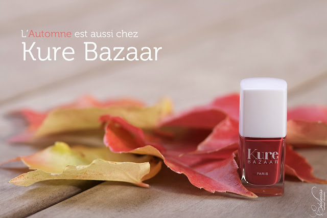 kure bazaar tea rose vernis naturel