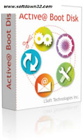 LSoft Active Boot Disk Suite 2012 v5.5.1 + Serial + Boot CD Windows & DOS Bootable