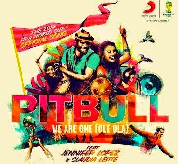 Judul Lagu Piala Dunia Brazil 2014 Satu Album