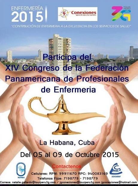 LA FEDERACION PANAMERICANA DE PROFESIONALES DE ENFERMERIA INVITA