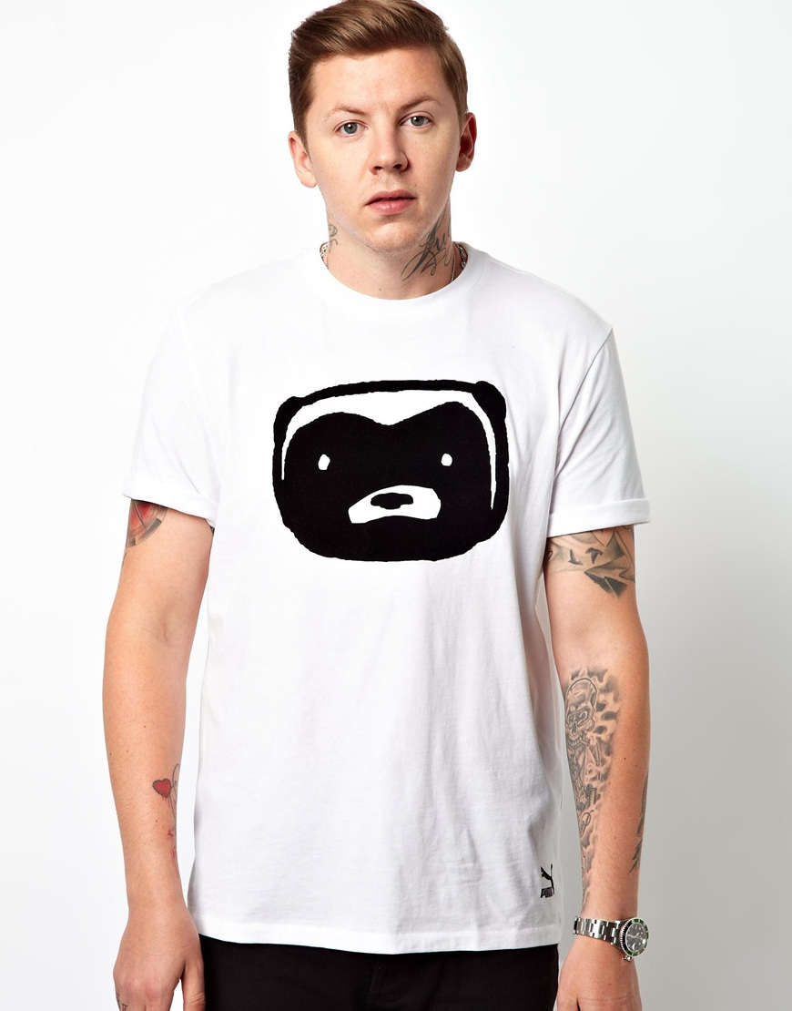 00O00 Menswear Blog http://00O00.blogspot.com: Professor Green in Pro Green x Puma - Betley Goes Total Access Live, August 2013