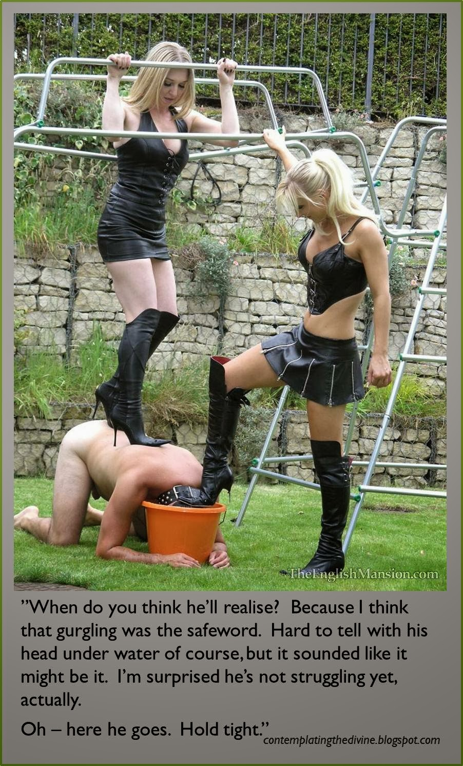 Mistresses and a bucket