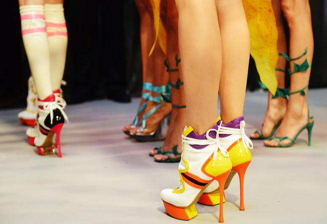 Zapatos de temporada para mujeres