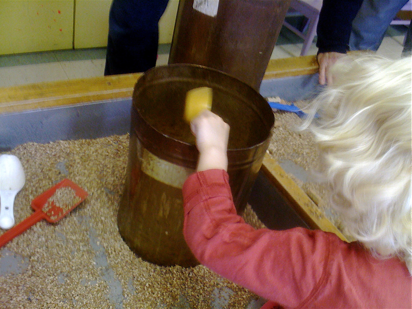 a play based curriculum Approach, pursuing simultaneous hands-on, play-based learning and direct  instruction of academic  curriculum for preschool or the high/scope curriculum.