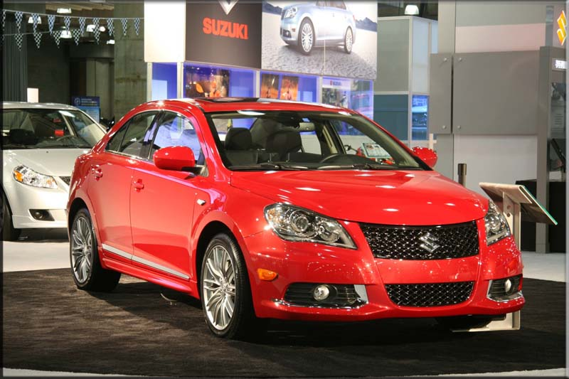 2011 suzuki kizashi sport review cars news review. Black Bedroom Furniture Sets. Home Design Ideas