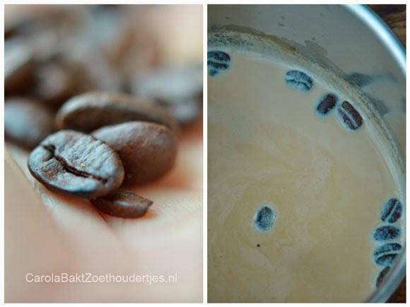 Koffie mousse