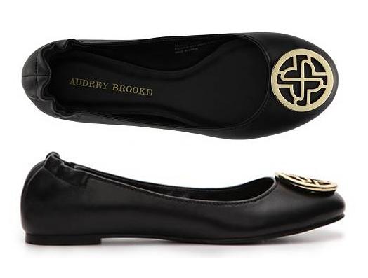 Audrey Brooke Shoes Flats
