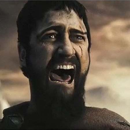 Leonidas+crying