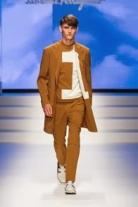 SALVATORE FERRAGAMO SS2014 Men Collection