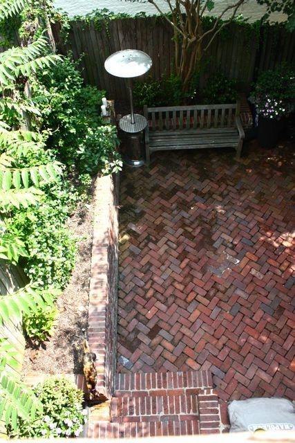 Brick Outdoor Flooring : The french tangerine brick flooring