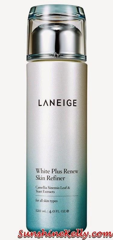 New Laneige White Plus Renew Range, laneige, Laneige White Plus Renew, skin refiner, korean skincare, korean beauty
