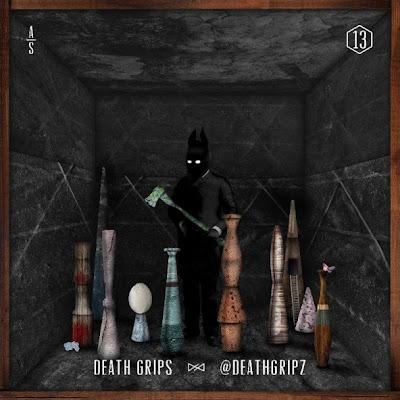 """DEATH GRIPS """"@DEATHGRIPZ"""""""